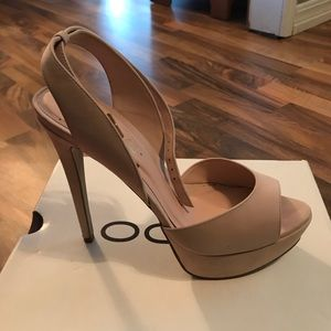 Perfect Condition, Nude Aldo Heels